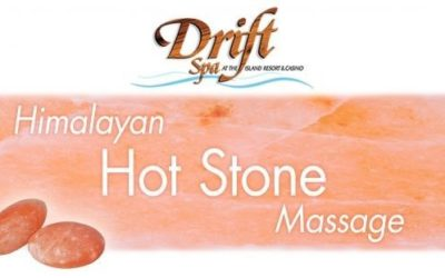 Drift Spa Promotions – December 2019
