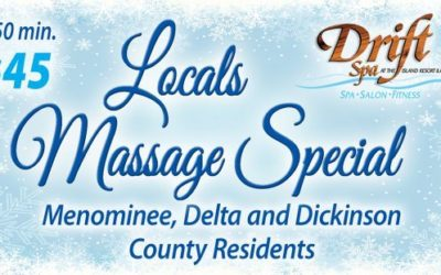 Drift Spa Promotions – January 2020